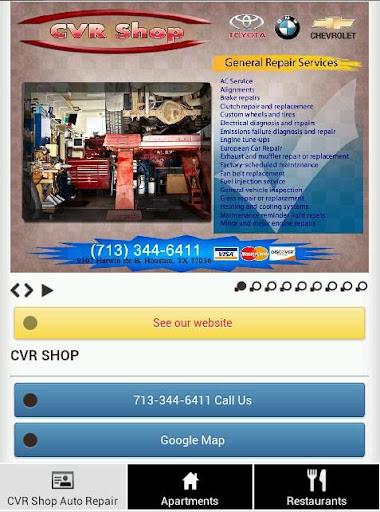 CVR Shop Auto Repair
