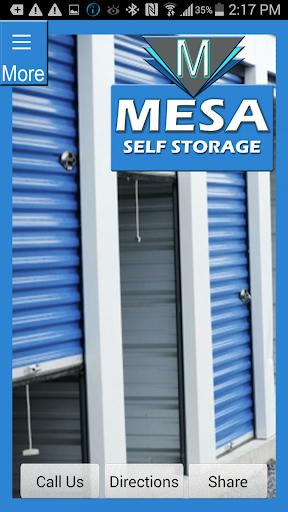 Mesa Self Storage