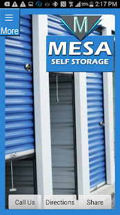 Mesa Self Storage  Android Apps on Google Play