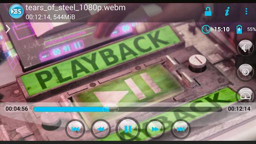 BSPlayer ARMv6 VFP CPU support 1.22 screenshots 1