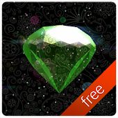 Diamonds HD LiveWallpaper Free