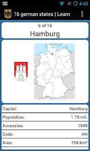 16 German states - screenshot thumbnail