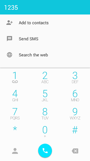ExDialer Theme - L Material