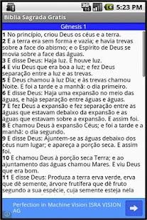 Bíblia Sagrada Grátis - screenshot thumbnail