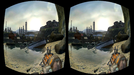 Trinus VR Screenshot