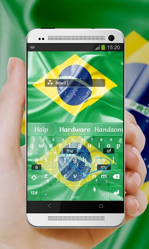 玩個人化App|巴西 TouchPal Theme免費|APP試玩