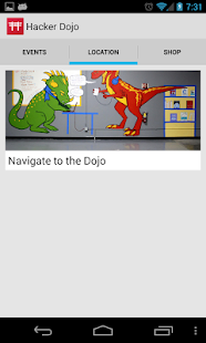 Hacker Dojo - screenshot thumbnail