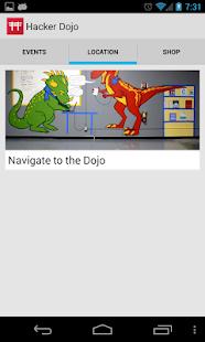 Hacker Dojo - screenshot thumbnail