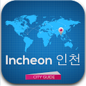 Incheon Airport, Map, Hotels icon