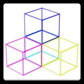 立体絵見る - 3Dモデルビューア -