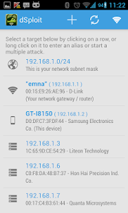 💐 Dsploit mod apk | [ ROOT ] zANTI2 (dSploit) PRO Latest Version