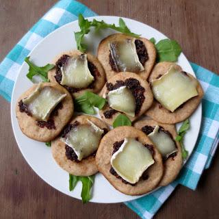 Fig & Brie Bites