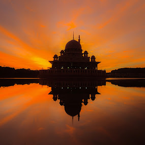 Sunrise's Rays by Jali Razali - Buildings & Architecture Other Exteriors ( challenge, love is in the air, photo )