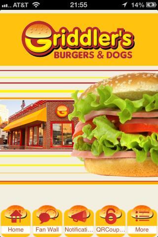 Griddler's Burgers