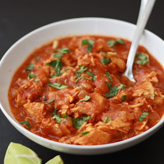 Slow Cooker Butter Chicken (GF, DF, Paleo, Whole 30).