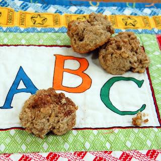 Babycakes – Gluten Free Mini Oat Scones
