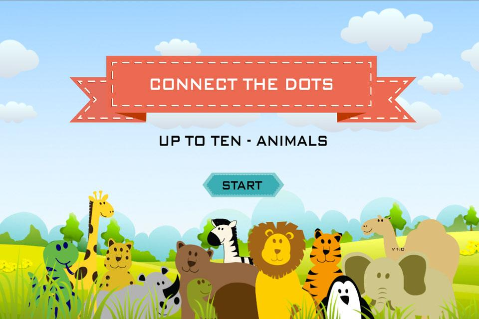 Connect The Dots: Up To Ten- screenshot