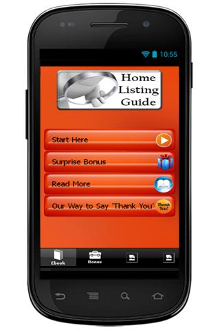 Home Listing Guide