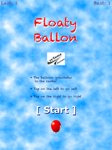 Floaty Ballon