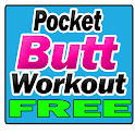 FREE Butt Video Workout App icon