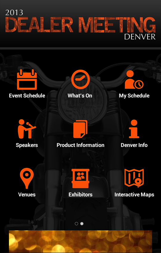H D Dealer Meeting Android Apps On Google Play