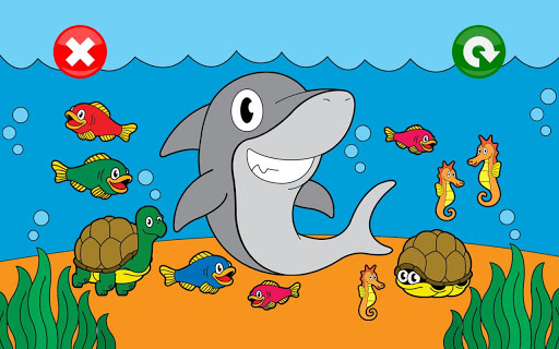 Kids Puzzle Animal Games for Kids, Toddlers Free  screenshots 4