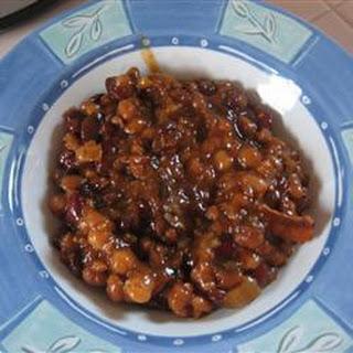 Four Bean Casserole