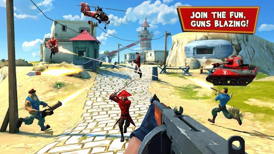 Blitz Brigade - Online FPS fun - screenshot thumbnail