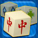 Mahjong Cubes icon