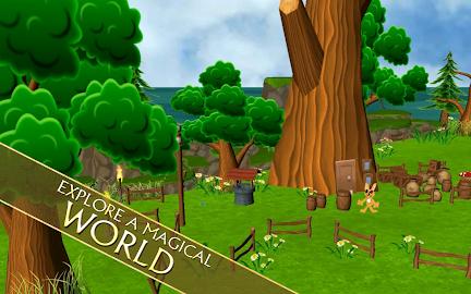 Sir Hoppity Knight Bunny RPG Screenshot 1