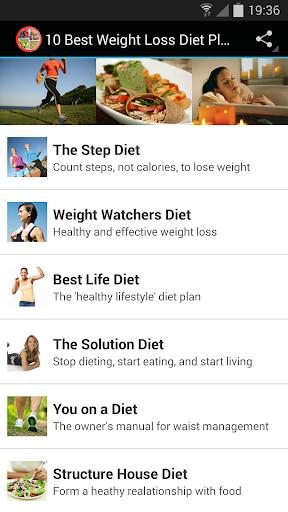 減肥飲食計劃