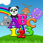 ABC 123 English icon
