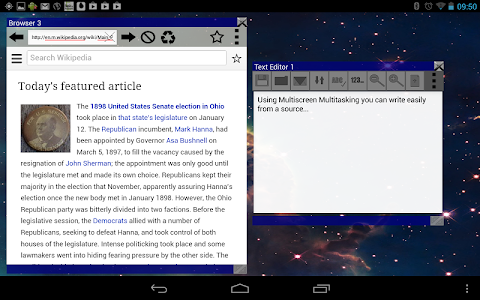 Multiscreen Multitasking Phone v17