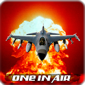 One in air : zombie attack icon