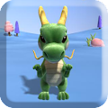 Talking Dragon APK for Bluestacks
