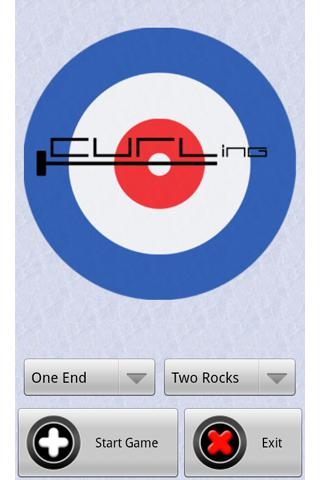 Curling - screenshot
