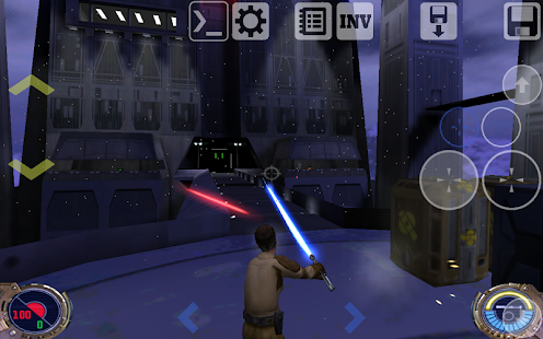 Jedi Knight II Touch - screenshot thumbnail