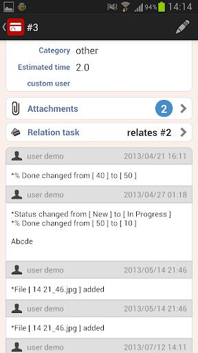 RedminePM - Redmine Client App 2.5.2 Windows u7528 3