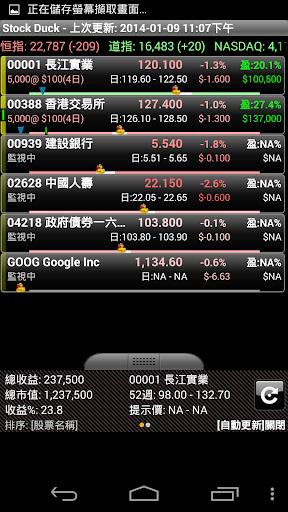 Stock Duck World Stock 香港股票