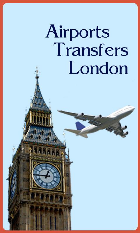 London Airports Transfers- screenshot
