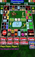 Screenshot of Sportopoly