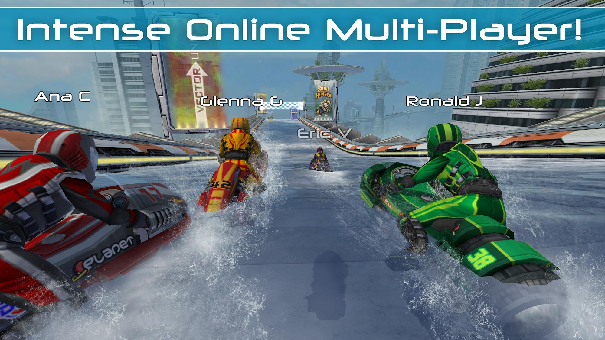 Riptide GP2 screenshot #8