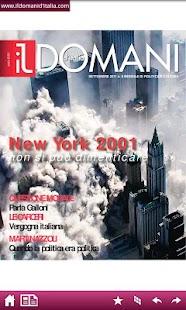 Il Domani d'Italia - screenshot thumbnail