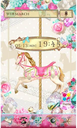 Fairy tale carousel Wallpaper 1.5 Windows u7528 1