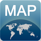 Bahamas Map offline
