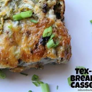 Tex-Mex Breakfast Casserole