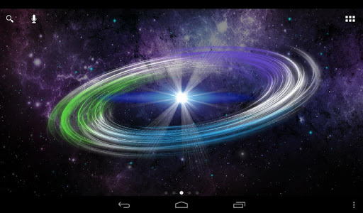 玩個人化App|摘要銀河動態壁紙免費|APP試玩