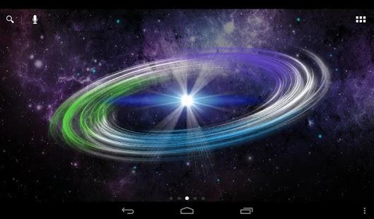 摘要銀河動態壁紙