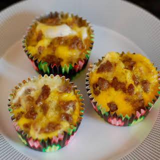 Breakfast Casserole Bites.