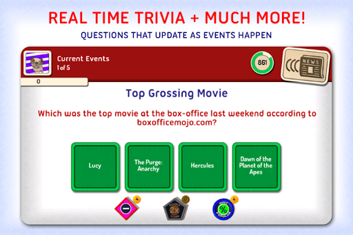 Xac USA: Pop Culture Trivia